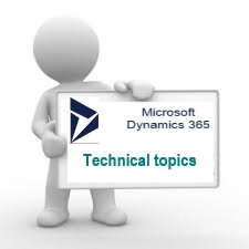 Technical Dynamics 365 training - learn how the applications works at a technical level