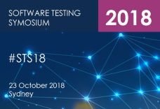 Gill Walker spoke on 'Essential Steps to successful User Acceptance Testing' at the Software Testing Symposium (STS18) in Sydney