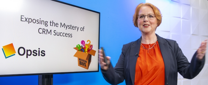 Gill Walker Exposing the Mystery of CRM Success