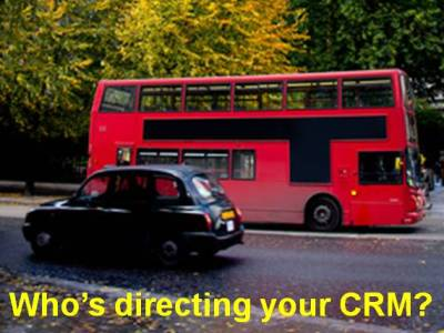 why crm online whos in charge