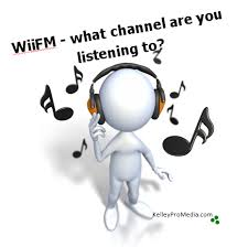 WIIFM - What are you listening to?